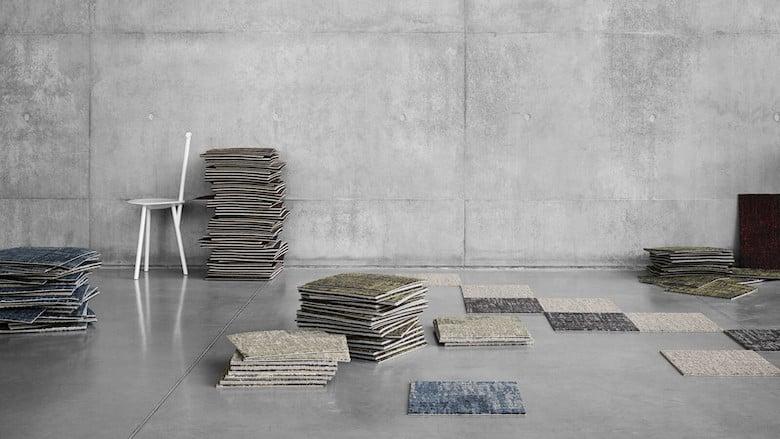 Warum Sie für Ihr nächstes Projekt Teppichfliesen in Erwägung ziehen sollten