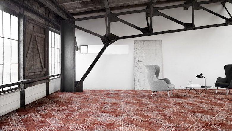Die Konstruktion des Teppichbodens und was man bedenken sollte