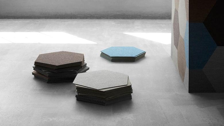 Teppichboden als Bahnenware versus Teppichfliesen