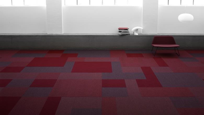Wie Sie Ihren Kunden davon überzeugen können, sich für Teppichfliesen zu entscheiden