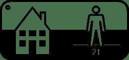 Teppich Symbol class 21
