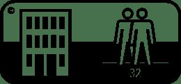 Symbol für Teppichboden Verlegung Class 32